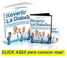 """Testimonio del Libro de Segio Russo """"Revertir la Diabetes"""""""