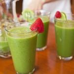 3 Recetas de Batidos Verdes Para Mejorar la Salud de Diabéticos