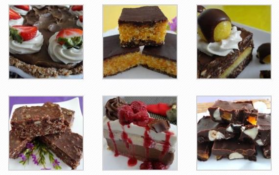 recetas saludables con chocolate