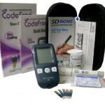 Medidor de glucosa en sangre ¿Cúal es más fiable? (Kit SD Codefree)
