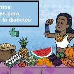 20 Alimentos que NO Pueden Faltar en tu Dieta si eres Diabético