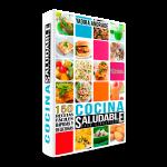 """Libro """"Cocina Saludable Para Diabéticos"""", de Yadira Andrade"""