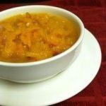 Sopa de Tocineta de Pavo y Zanahoria para Diabeticos